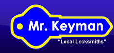 Mr. Keyman Logo